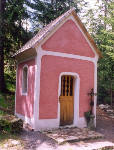 Kaple na Březníku
